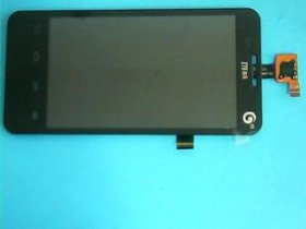 Brand New LCD LCD Display Screen Panel + Touch Screen Panel Assembly Screen Panel Repair Replacement for ZTE U795