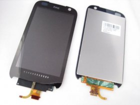 LCD LCD Display Screen Panel Repacement with Touch Screen Panel Digitizer for HTC Touch Pro 2