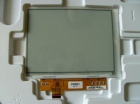 6 inch E-ink LCD Screen Panel LCD Display Repair Replacement for Sony PRS-505 Ebook reader
