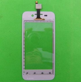 Replacement for T-Mobile Vivacity ZTE BLADE II 2 Crescent White Touch Screen Panel Digitizer Handwritten Screen Panel