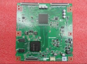 Original Replacement KDL-52EX700 Sharp CPWBX RUNTK 4353TP Logic Board For LK460D3LA8S Screen Panel