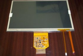 LMS700KF07 7 inch Industrial LCD Panel LCD Display Screen Panel 800x480