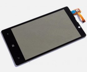 Brand New Digitizer Touch Screen Panel Glass Replacement For Nokia Lumia 820