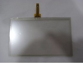 105mmx65mm Touch Screen Panel 4.3 Inch Touch Screen Panel for MP3 MP4 MP5 GPS Navigator