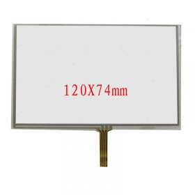 5 inch Touch Screen Panel 120mmx74mm Universal Touch Screen Panel for MP4 Mp5 GPS avigraph