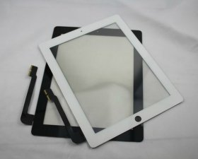 Original LCD Touch Screen Panel Digitizer Glass Lens Replacement For Apple iPad 3 Touch Screen Panel