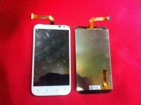 LCD LCD Display Screen Panel + Touch Screen Panel Digitizer Glass Replacement for HTC Sensation XL G21 White