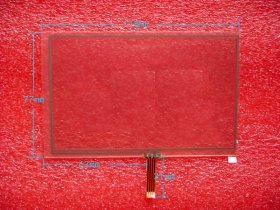 5 inch Touch Screen Panel 118mmx77mm Touch Screen Panel for GPS avigraph MP4 Mp5