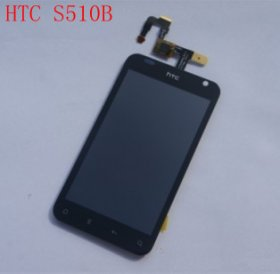 Original LCD LCD Display Screen Panel+ Touch Screen Panel+ Frame Assembly Replacement for HTC G20 S510b