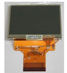Full LCD LCD Display Screen Panel + Touch Screen Panel Digitizer Replacement for Tomtom One Rider V2