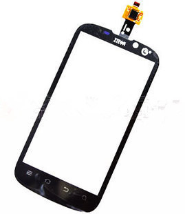 Original Touch Screen Panel Digitizer Glass Lens Panel Replacement for ZTE U930